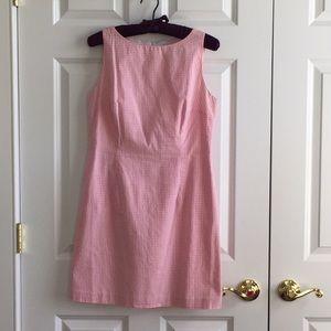 MODA International fitted cotton sheath dress